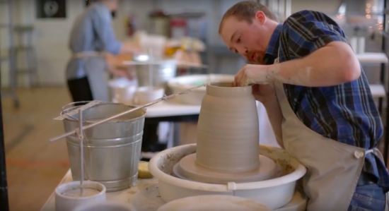 Farmhouse Pottery Master Potter