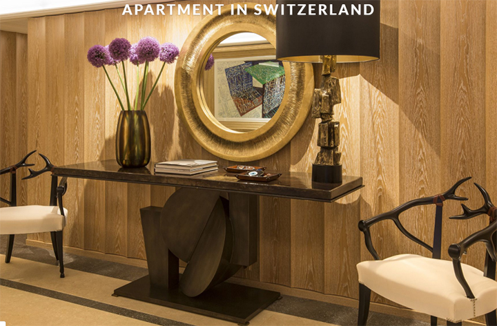 Apartment in Switzerland (Alberto Pinto)