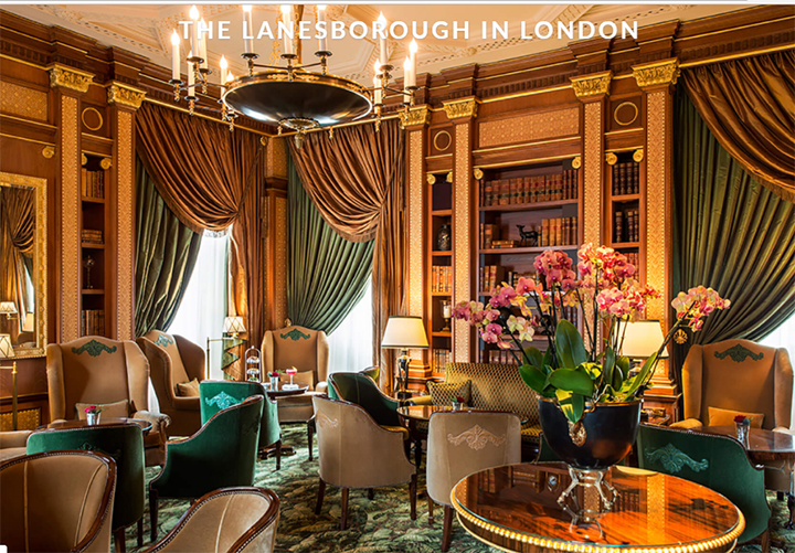 The Lanesborough London (Alberto Pinto)