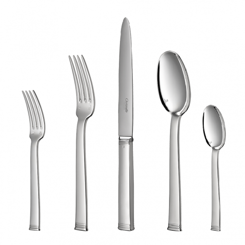Commodore Flatware by Christofle