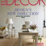 Elle Decor September 2016