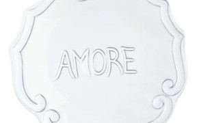 Spread the Love: Amore Plates to Benefit Susan G Komen Cancer Foundation