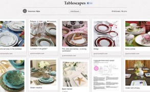 Getting Social with Your Decorating: Pinterest, Houzz, and Polyvore