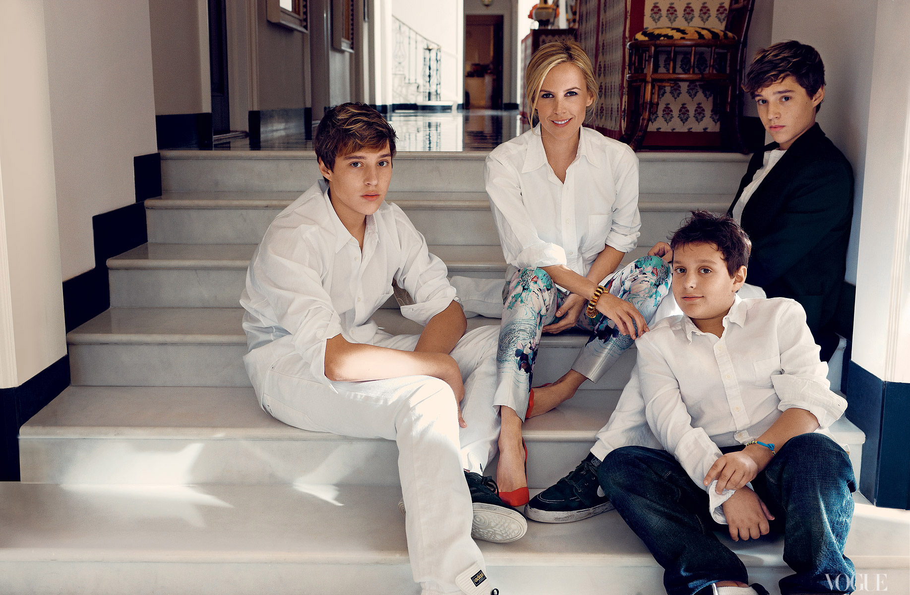 76fe10059d9 A Tour of Tory Burch s House in the Hamptons