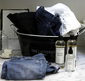 How to Care for Denim (Tips for Darks and Whites)