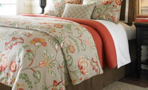 Made in the U.S.A.: Sophisticated Custom Bed Linens From Legacy Home