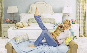 Love This Look: Lara Spencer's Connecticut Bedroom