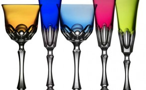 Your Favorites: Simplicity Colored Stemware