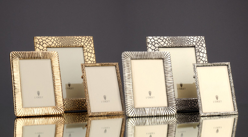 Picture frames by L'Objet
