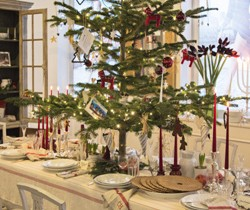 Holiday Tables by Royal Copenhagen