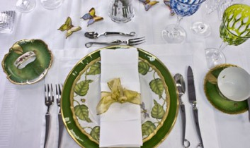 Table Setting of the Week: Spring Fling