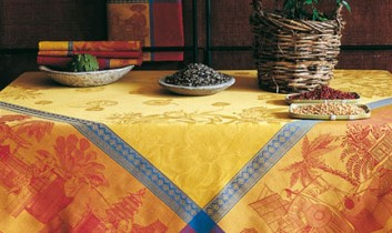 Le Jacquard Francais Table Linens