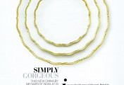 Simply Gorgeous – Corail Gold Dinnerware in Veranda Magazine