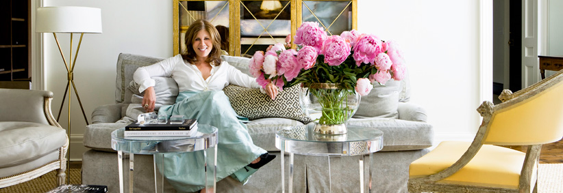 Charming Suzanne Kasler Lighting And Rugs: Casual Elegance, Inspired Interiors