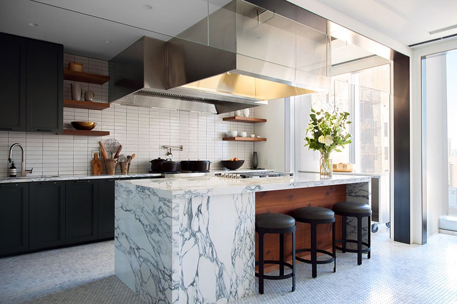 Test Kitchen Design from the experts: design ideas from bon appetit's new test kitchen