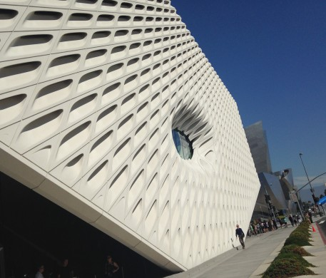 The Architecture of Light at The Broad Museum in Los Angeles