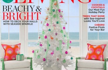 By the Water: Coastal Living's Newly Minted Holiday Table