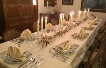 A True Thanksgiving: How Our Client Recreated Babette's Feast
