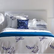 Yves Delorme Air Blanc Bedding