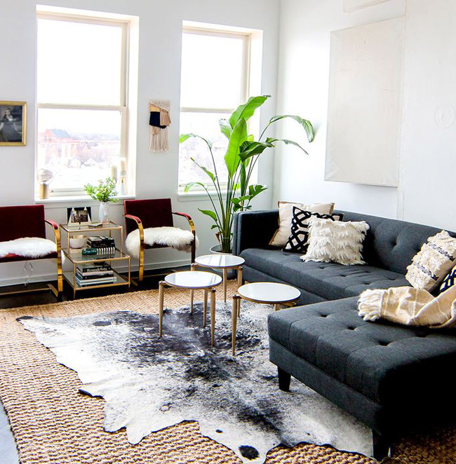 How Do I Choose the Right Size Rug? | Gracious Style Blog