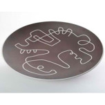 Doodle Bullet Bowl by Wayland Gregory Ceramics | Gracious Style