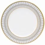 Arcades Grey/Gold Dinnerware
