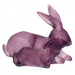 Horoscope Rabbits, Purple