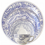 Oiseau Blue and White Dinnerware | Gracious Style