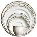 Filet Taupe Dinnerware