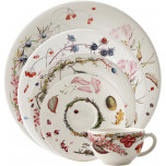 Bouquet Floral Dinnerware | Gracious Style