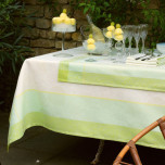 Victoria Lily Of The Valley Table Linens