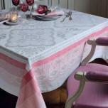 Mathilde Rose Easy Care Table Linens