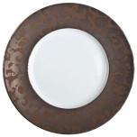 Jaune de Chrome French Cancan Copper Dinnerware