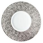 J.L. Coquet Horus Platinum Charger Plate | Gracious Style