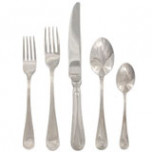 Albergo Stainless Flatware | Gracious Style