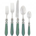Aladdin Antique Green Flatware | Gracious Style