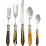 Aladdin Antique Horn Flatware | Gracious Style