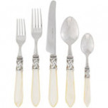 Aladdin Antique Ivory Flatware | Gracious Style