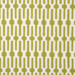 Dinner Napkins - Lime Green Chain Link Print | Gracious Style