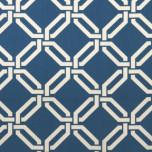 Vietri Greek Key Navy Blue Napkins   Gracious Style