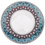 Dhara Peacock Dinnerware | Gracious Style