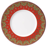 Dhara Red Dinnerware