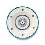 Alberto Pinto Agra Blue Dinnerware