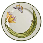 Anna Weatherley Butterfly Floral Dinnerware