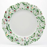 Royal Limoges Colibri Dinnerware | Gracious Style