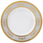 Orsay Powder Blue Dinnerware | Gracious Style