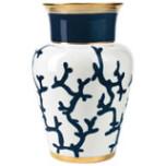 Cristobal Marine Shanghai Vase 10 in   Gracious Style