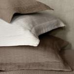 Celio Cotton/Silk Matelasse Coverlet | Gracious Style