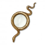 Snake Gold Magnifying Glass