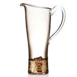 Gold Paillette Pitcher 48oz